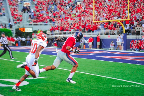 Ole Miss-UTEP, Donte Moncrief Touchdown