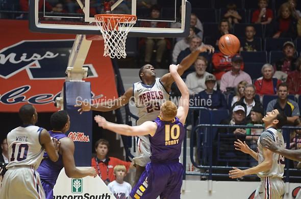 Ole Miss Basketball: Reginald Buckner